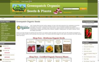 Greenpatch Organic Seeds