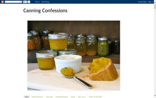 Canning Confessions