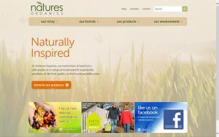 Natures Organics Pty Ltd.