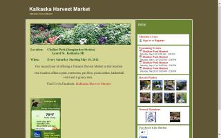 Kalkaska Farmers Market