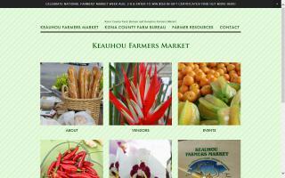 Keauhou Farmers Market
