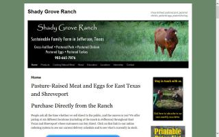 Shady Grove Ranch