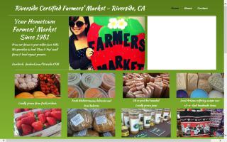Riverside Certified Farmers' Market