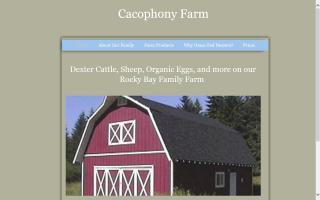 Cacophony Farm