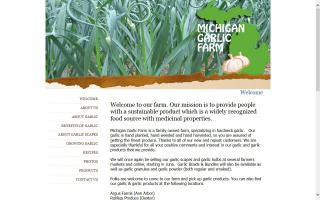 Michigan Garlic Farm