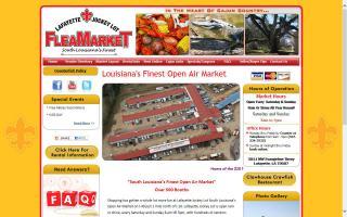 Lafayette Jockey Lot Flea Market