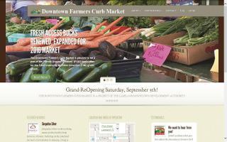Lakeland Downtown Farmers Curb Market