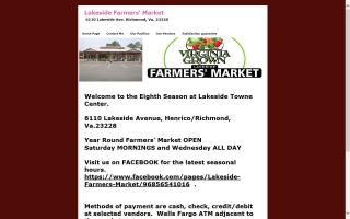 Lakeside Farmers' Market
