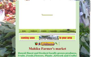 Mahiku Farmers Market