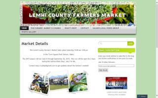 Lemhi County Farmers Market