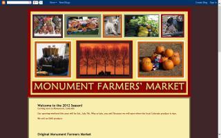 Monument Original Farmers Market