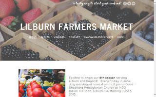 Lilburn Farmer's Market