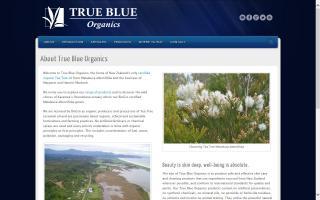 True Blue Organics