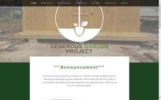 The Generous Garden Project