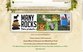 Many Rocks Farm