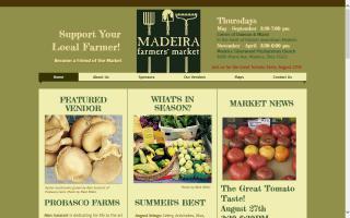 Madeira Farmers' Market