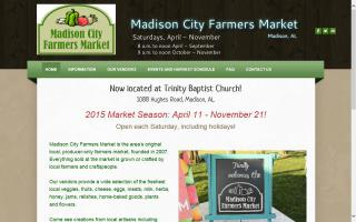 Madison City Farmers Market