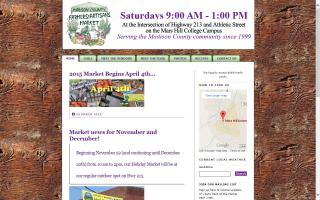 Madison County Farmers & Artisans Market
