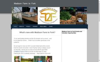 Madison Farm to Fork