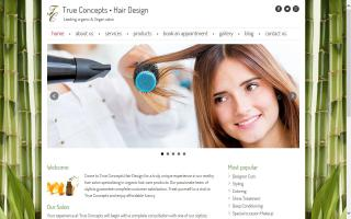 True Concepts Hair Design