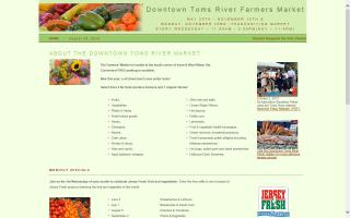 Toms River Farmers Market