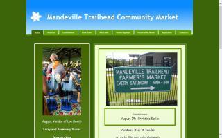 Mandeville Trailhead Community Market
