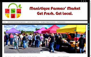 Manistique Farmers Market
