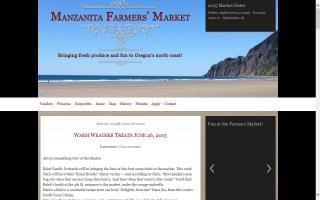 Manzanita Farmers Market