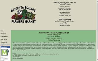 Marietta Square Farmers' Market