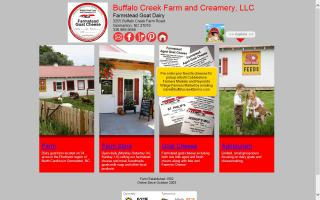 Buffalo Creek Farm and Creamery, LLC.