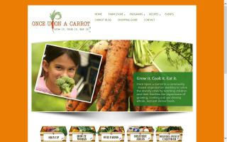 Once Upon a Carrot's Wholesome Grocer