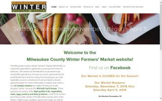Milwaukee County Winter Farmers' Market