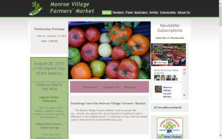 Monroe Village Farmers' Market