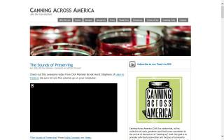 Canning Across America