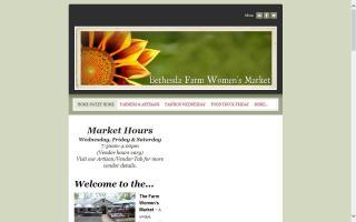 Montgomery Farm Womens Cooperative Market