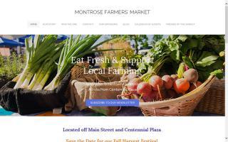 Montrose Farmers Market