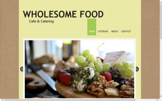 Wholesome Food Cafe & Catering