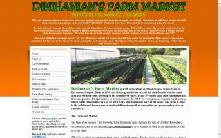 Dinihanian's Farm Market