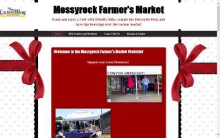 Mossyrock Farmer's Market