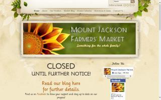 Mount Jackson Farmers' Market, LLC.