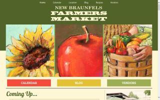 New Braunfels Farmers Market