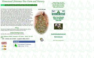 Homestead Christmas Tree Farm
