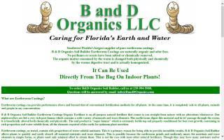 B&D Organics, LLC.