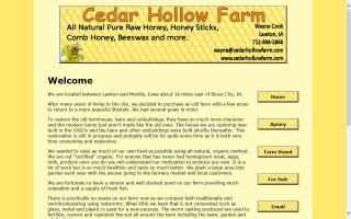 Cedar Hollow Farm