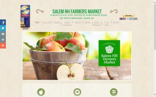 Salem NH Farmers Market