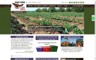 Grant Family Farms CSA