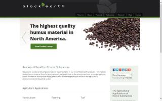 Black Earth Humic