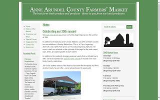Anne Arundel County Farmers' Market