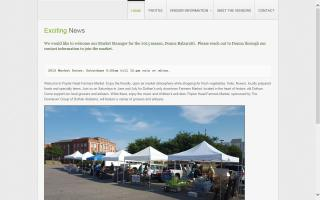 Poplar Head Farmers' Market