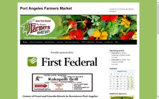 Port Angeles Farmers' Market